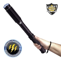 Streetwise Mini Barbarian 9,000,000 Stun Gun Baton Flashlight