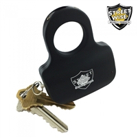 Streetwise Sting Ring 18,000,000 Stun Gun w/Key Ring