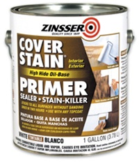 Zinsser Cover Stain High Hide Primer/Sealer