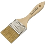 Chip Brush White China Bristle