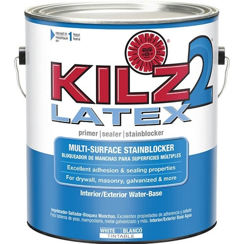 kilz 2 latex primer sealer. Black Bedroom Furniture Sets. Home Design Ideas