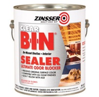 Zinsser CLEAR B-I-N Sealer