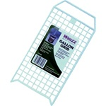 Whizz 1 Gal White Grid 57100