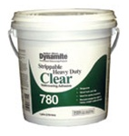 Gardner-Gibson Dynamite 780 Heavy Duty Clear Strippable Wallcovering Adhesive