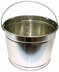 Metal Pail with Handle
