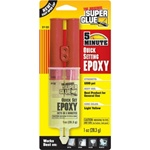 Super Glue 1 Oz Quick Setting Epoxy Syringe SY-QS12