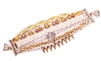 Goldie-Spikes Bracelet