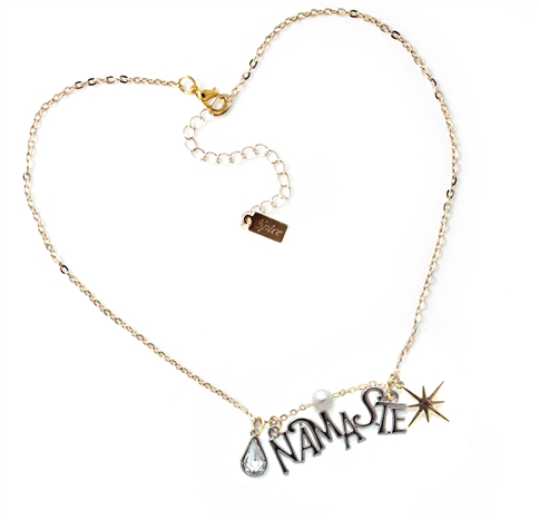 Poetize Necklace