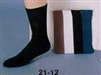 (21-12) Mens Dress Socks