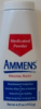 Ammens Medicated Powder Original Scent 6.25oz