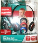 Logitech Clear Chat Style Premium PC Headset