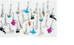 Beach Dangle Belly Ring