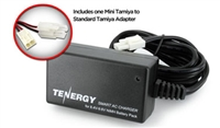 Tenergy Smart Charger for 8.4V-9.6V NiMH Battery Packs w/ Mini Tamiya Connector