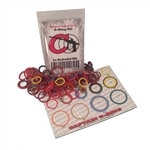 Captain O-Ring 3x Rebuild Kit - ETek 5
