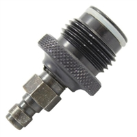 Ninja Threaded Male Quick Disconnect Assembly