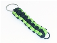 Paracord Keychain for Gift Bag - Green