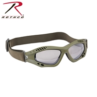 Rothco Ventec Tactical Goggles - Olive