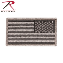 Rothco Reverse American Flag Patch - Foliage