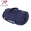 Rothco Canvas Shoulder Duffle Bag - 19 Inch - Navy Blue
