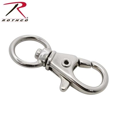 Rothco 1 2 Swivel Snap Hook 10 PK