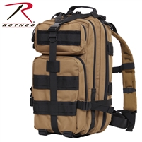 Rothco Medium Transport Pack - Coyote & Black