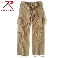 Rothco Vintage Paratrooper Fatigue Pants - Khaki