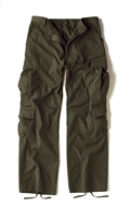 Rothco Vintage Paratrooper Fatigue Pants - OD Green