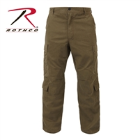 Rothco Vintage Paratrooper Fatigue Pants - Russet Brown - 2XL