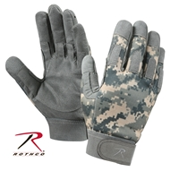 Rothco Lightweight All Purpose Duty Gloves - ACU