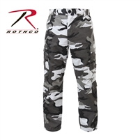 Rothco Vintage Camo Paratrooper Fatigue Pants - City - 2XL
