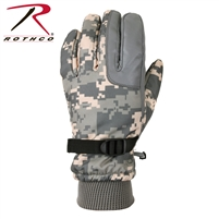 Rothco Cold Weather Military Gloves, ACU