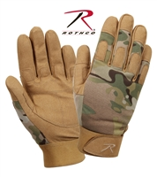 Rothco Lightweight All Purpose Duty Gloves - Multicam