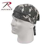 Rothco Head Wrap Subdued Urban Camo