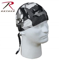 Rothco Head Wrap City Camo