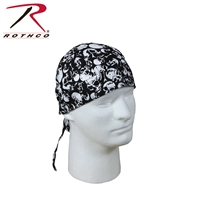 Rothco Digital Camo Headwrap- Skulls