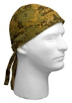 Rothco Head Wrap Digi Woodland