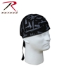 Rothco Gun Pattern Headwrap - Black
