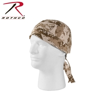 Rothco Digital Camo Headwrap- Desert