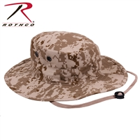 Rothco Adjustable Boonie Hat - Desert Digital