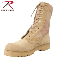 Rothco G.I. Type Sierra Sole Tactical Boots Tan