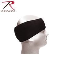 Rothco ECWCS Double Layer Headband - Black