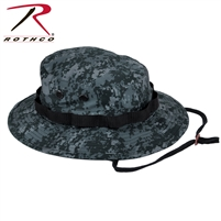 Rothco Digital Camo Boonie Hat - Midnight