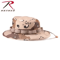 Rothco Camo Boonie Hat - Six Color Desert