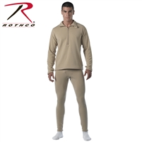Rothco Gen III Level II Underwear Top - Sand- 2XL