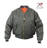 Rothco MA-1 Flight Jacket - Sage Green