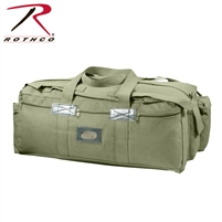 Rothco Mossad Tactical Duffle Bag - Olive