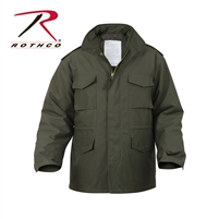 Rothco M-65 Field Jacket Olive Drab