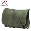 Rothco Vintage Canvas Paratrooper Bag - Olive Drab