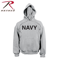 Rothco Navy Pullover Hooded Sweatshirt