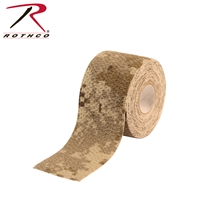 Rothco McNett Camo Form - Self Cling Camo Wrap - Desert Digital